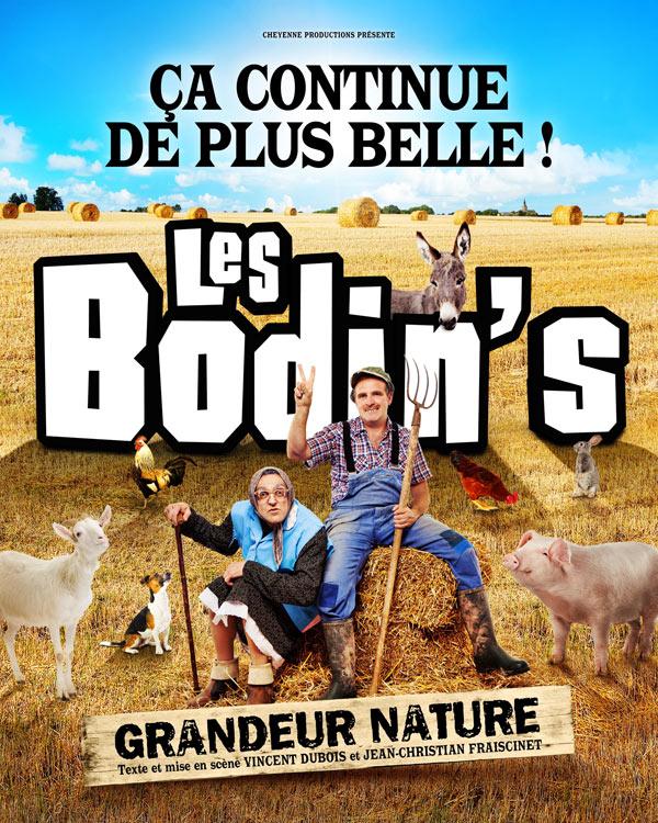 affiche Bodins